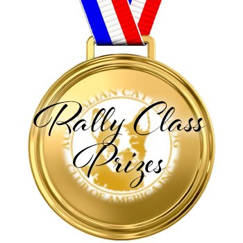 Rally Prizes Sponsorship for store