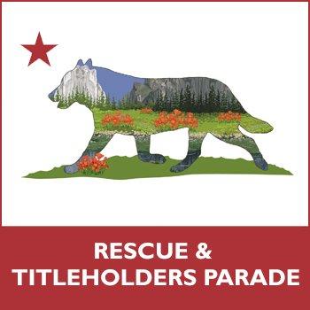 Titleholder & Rescue Parade